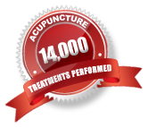 Acupuncture West Orange - 14,000 Treatments Performed